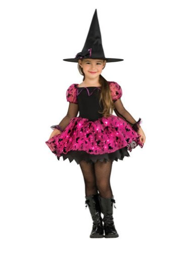 Baby-Toddler-Costume Moonlight Magic Witch Toddler Costume Halloween Costume