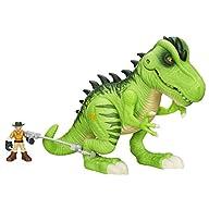 Playskool Heroes Jurassic World T-Rex…