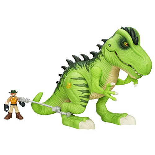 Playskool Heroes Jurassic World T-Rex Figure(Discontinued by manufacturer)