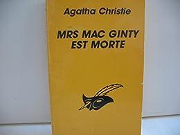 MRS MAC GINTY EST MORTE