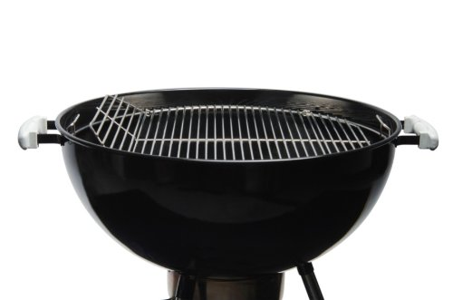 CADAC  98100 BBQ Grillrost, Rund 57cm, aufklappbare Seiten