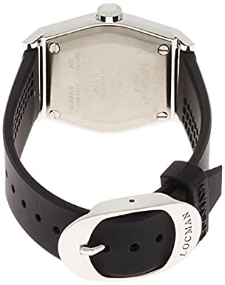 LOCMAN watch stealth Lady Quartz Ladies 0204 020400BKFBL0SIK Ladies