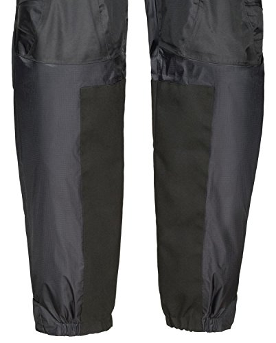 Tourmaster Mens Sentinel LE Motor Officer Rainsuit Pants with Nomex - X-Small