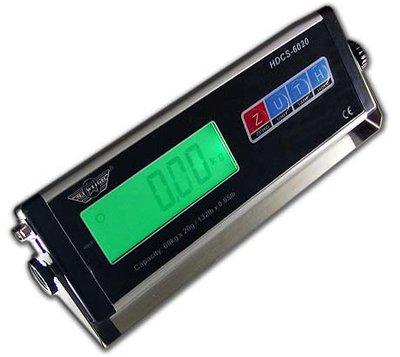 Balance plateforme industrielle avec plateau inox 35.5 x 40.5 cm - capacité : 60kg, lecture : 20g