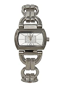 Fossil BQ1120 Women's Stainless Steel Silver Watch