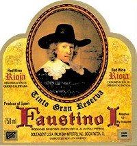 Faustino Rioja Gran Reserva I 1982 750Ml