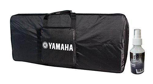 Yamaha Keyboards PSR-F51 High Quality Padded Case With Keyboard Cleaner.  available at amazon for Rs.899