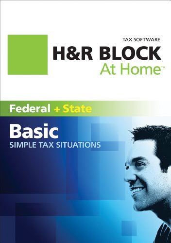 H&R Block At Home 2011 Basic + State