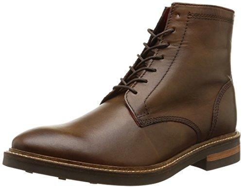 Base London - Knole, Stivale da uomo, marrone (waxy brown), 44