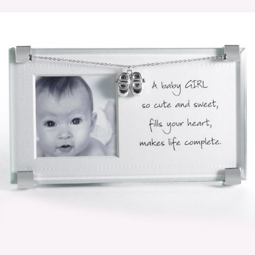 Mud Pie Picture Frame, Baby Girl (Mud Pie Baby Girl Shoes compare prices)