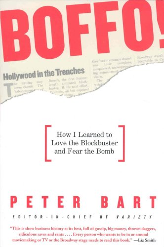 BOFFO!: How I Learned to Love the Blockbuster and Fear the Bomb