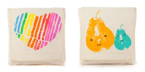 Fluf MAMA LOVE Snack pack, Set of 2 - 1