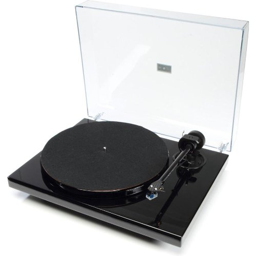 Pro-Ject Audio - 1-Xpression Carbon Turntable - Glossy Black