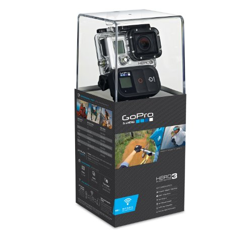 GoPro-3660-016-Hero3-Black-Edition-Outdoor-Cover-Kamera-12-megapixels-schwarz