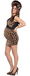 Adult Standard Pregnant Belly Costume Accessory