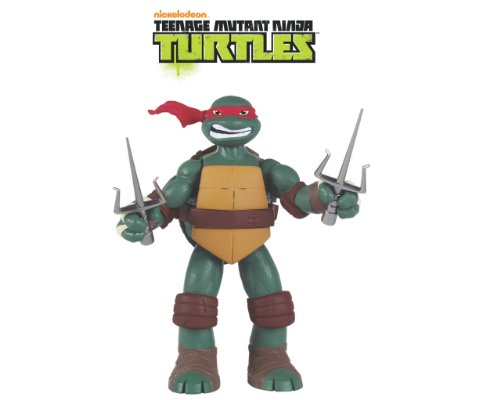 Teenage Mutant Ninja Turtles PowerSound FX Action Figure - Raphael