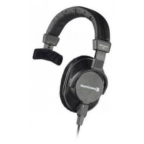 Beyerdynamic Dt-252-80Ohm Single-Ear Closed Dynamic Headphone For Broadcast Applications, 80 Ohms