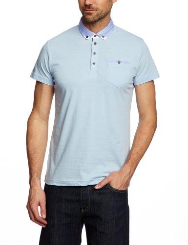 GUIDE LONDON SJ.3797 Polo Shirt Men's Top Sky XX-Large