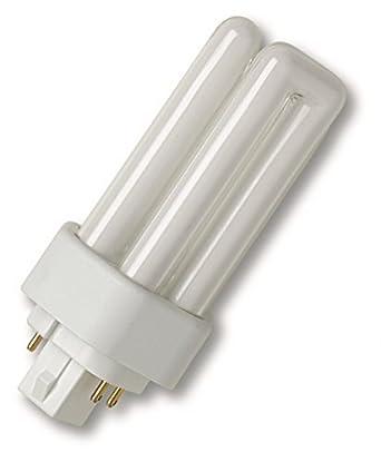 Osram 18 Watt Compact Fluorescent Light Dulux T/E Plus Lamp