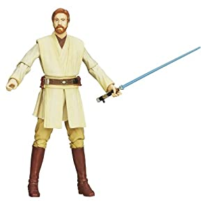 Star Wars The Black Series Obi-Wan Kenobi Figure 6 Inches