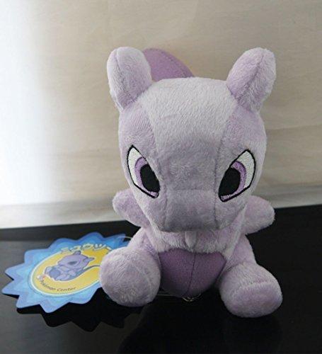 Pokemon Mewtwo Plush Doll Stuffed Animal Soft Toy 6