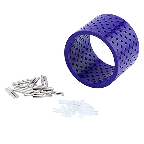 Artistic Wire 3D Bracelet Jig with 20 Pegs, and Holder Tubes (Wire Wrap Jewelry Making compare prices)
