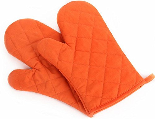 Happy Life Microwave Oven Baking Oven Special Thick Gloves Prevent Scalding Heat Resistant To High Temperature