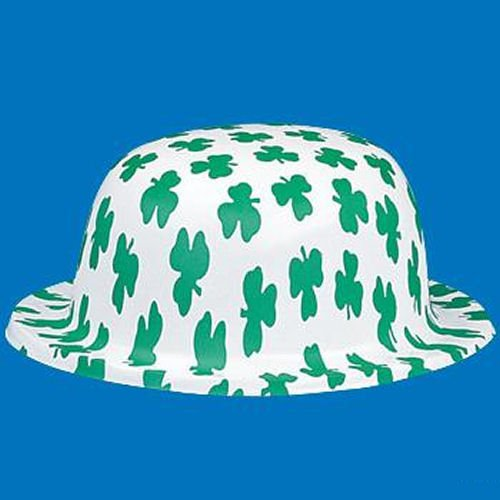 Shamrock Derby Hat - 1