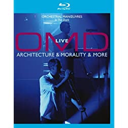 Architecture Morality & More [Blu-ray]