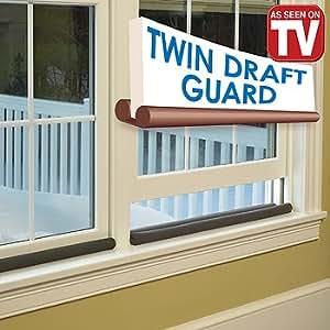 Twin Draft Guard (Brown)