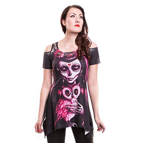 Vixxsin - T-shirt - Donna multicolore Small