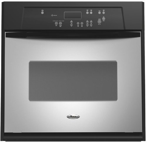 Whirlpool RBS245PRS 24 Stainless Steel Electric Single Wall Oven