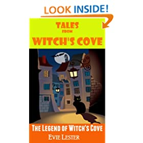 The Legend of Witch's Cove (#1) (Tales from Witch's Cove)