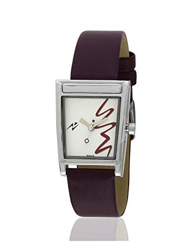 Yepme Zica Women's Watch – White/Purple — YPWWATCH1574