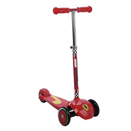 Ferrari Twist Kick Scooter for Kids