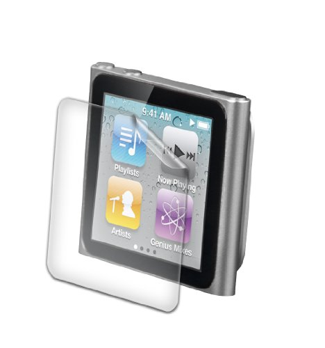 ZAGG APIPNAN6S InvisibleShield for iPod Nano 6G - Screen (Clear)