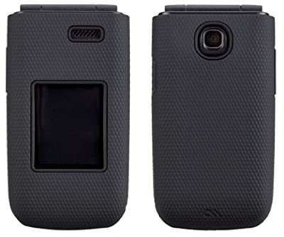 Case-Mate Tough Case for LG A380 - Retail Packaging - Black from Case-Mate