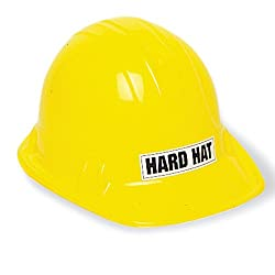 Kids Construction Party Hat