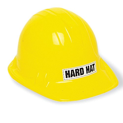 Child'S Construction Party Hat
