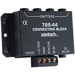 Xantech 1-Zone Connecting Block (Without Power Supply) Product Type: A/V Distribution/A/V Distribution