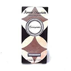 Cinnamon Organic Milk Chocolate Artisan Bar