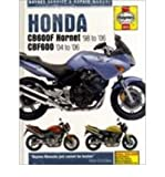 Honda CB600F/FS Hornet and CBF600 Service and Repair Manual: 1998 to 2006 (Haynes Service and Repair Manuals) by Mather, Phil 2nd (second) Revised Edition (2007) Phil Mather