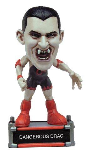 Buy Low Price Sideshow Universal Monsters Wrestlers Dangerous Drac Little Big Head Figure (B00239GQ5O)