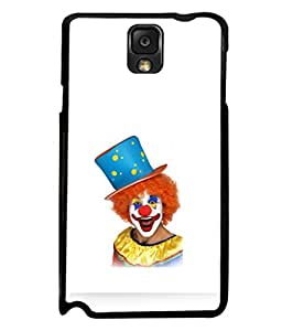 printtech Joker Clown Back Case Cover for Samsung Galaxy Note 3 N9000::Samsung Galaxy Note 3 N9002::Samsung Galaxy Note 3 N9005 LTE