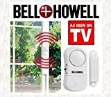 Bell and Howell Wireless Alarms- 4 Pack