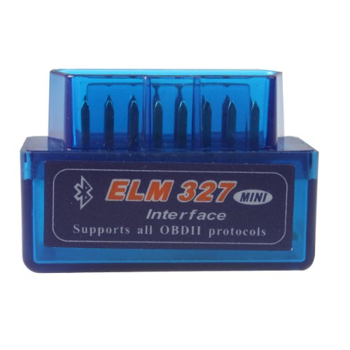 ELM327 Bluetooth OBD-II OBD2 Diagnostic Scanner Car Code Reader