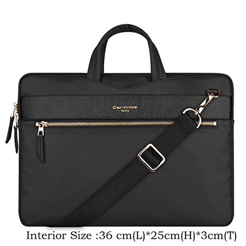 kaixin-133-inch-laptop-shoulder-bag-modern-business-tote-briefcase-laptop-messenger-bag-with-accesso