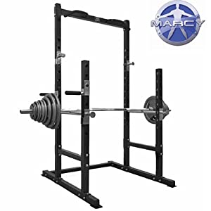marcy pm3000 power squat rack with pull up dip station