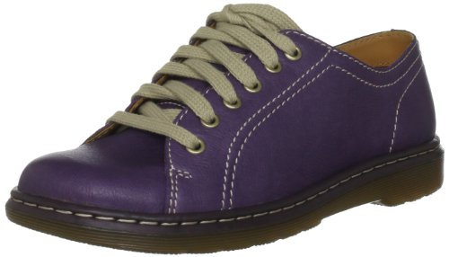 Dr. Martens Women's Tisha Purple Casual Lace Ups 14758510 5 UK