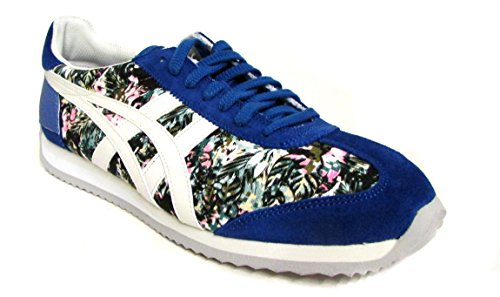 Onitsuka Tiger Women's Monaco Blue/Slight White California 78 Sneaker US 8
